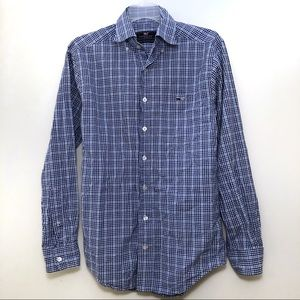 Vineyard Vines Blue Button Down Shirt